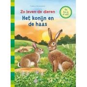 Deltas Boek Zo Leven de Dieren - Het konijn en de Haas
