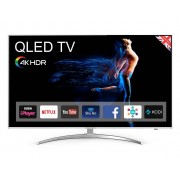 Ferguson F55SFSQLED 55 Inch QLED Superfast Smart 4K HDR TV with Wi-Fi and Freeview T2 HD