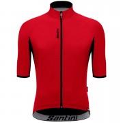Santini Beta Light Wind Jersey - Red - M - Red