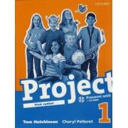 OXFORD Project the Third Edition 1 Pracovní sešit s CD-ROM - Tom Hutchinson