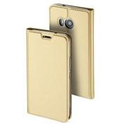 HTC U11 Dux Ducis Skin Pro Series Flip Cover - Goud