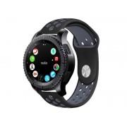 Sportowy pasek soft band Samsung Gear S3 / watch 46mm +Szkło 3mk FG