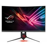 Asus XG32VQR Curved-HDR-Gaming-Monitor »80 cm (32) WQHD (2560x1440) 4 ms«, schwarz, Energieeffizienzklasse B