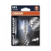Bec Osram Night Breaker Unlimited H1 12v/55w +110% Lumina Blister 1 Bucata
