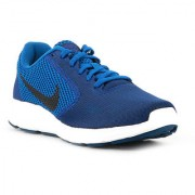 Nike Revolution 3 Men'S Blue Running Shoes