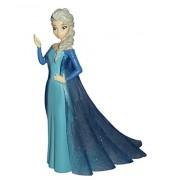 Frozen Elsa Figurine, Multi Color