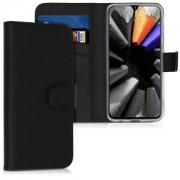 kwmobile Flipové pouzdro pro Samsung Galaxy A40 - černá