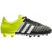 adidas voetbalschoenen Ace 15.3 FG/AG geel/zwart mt 36