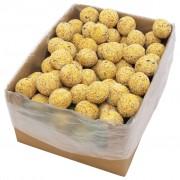 vidaXL Мастни топки за диви птици, 200 бр, 90 гр