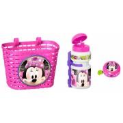 Disney accessoiresset Minnie Mouse roze 3 delig