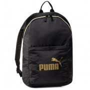 Раница PUMA - Wmn Core Seasonal Backpack 076573 01 Puma Black/Gold