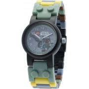 ClicTime LEGO Star Wars - Boba Fett Minifigure Watch