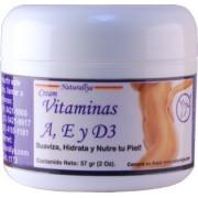 Vitamina A, E y D3 en Crema
