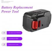 EB 40V 2AH 2000mah Battery Power Tool Fácil De Instalar Y Quitar Para Black & Decker-Black