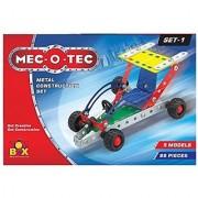 Toysbox Mec - O - Tec (Silver Finish - 1)