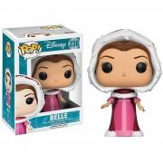 Funko Pop Belle Winter Bella Beauty And The Beast Disney