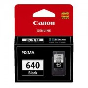 Canon Pg640 Black Ink Cart 180 Pages Black