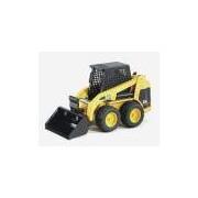 Mini-Carregadeira Com Rodas Caterpillar - Bruder 2431