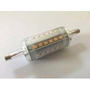 qoq R7S Led Lamp 78mm 4W Dimbaar