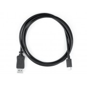 Eizo USB-C/DisplayPort 2m Black ST-USBC-DP-CABLE