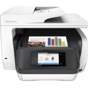 Multifunctionala HP Officejet Pro 8720 e-All-in-One A4 InkJet Color USB LAN Wireless Alb
