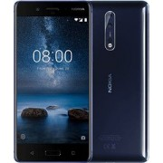 Smartphone NOKIA 8 DS 5.3''IPS HD Qualcomm Snapdragon 4GB/64GB Android 7.1. Matte Blue - 11NB1L01A26