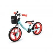 Kinderkraft metalni balans bicikl 2WAY NEXT mint