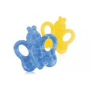 Baby Care hűtő rágóka Pillangó Kék