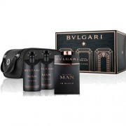 Bvlgari estuche man in black edp, 100 ml