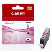 Canon CLI-521M Magenta Bläckbehållare (till Pixma iP4600/4700, MP540/620/630 mfl.)