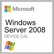 MICROSOFT Windows Server 2008 Device Cal 5 Devices Cal