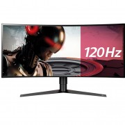Monitor Led Ips Lg 34gk950g 34'' 3440 X 1440 5ms 21:9 Hdmi Display Port Gaming