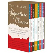The C. S. Lewis Signature Classics (8-Volume Box Set): An Anthology of 8 C. S. Lewis Titles: Mere Christianity, the Screwtape Letters, Miracles, the G, Paperback/C. S. Lewis