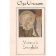 Meditatii la Evanghelii - Olga Greceanu