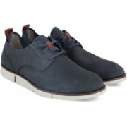 Clarks Trigen Lace Causal Shoes For Men(Navy)