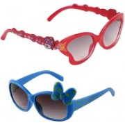 Amour Oval, Rectangular Sunglasses(For Boys & Girls)