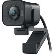 Уеб камера с микрофон LOGITECH StreamCam Graffite