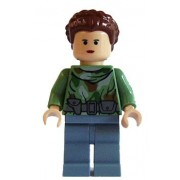 Princess Leia (Endor) - LEGO Star Wars Minifigure