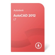 AutoCAD LT 2012 licencja pojedyncza (SLM)