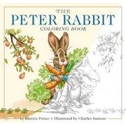 The Peter Rabbit Coloring Book: A Classic Editions Coloring Book, Paperback
