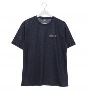 【SALE 23%OFF】ケイパ kaepa メンズ 半袖機能Tシャツ エンボスプリントTシャツ KP22263A メンズ