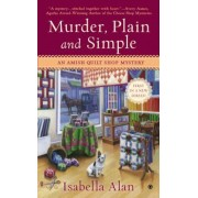 Murder, Plain and Simple, Paperback