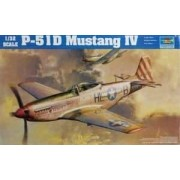 Trumpeter Model myśliwca P-51D Mustang IV w skali 1/32, Trumpeter 02275