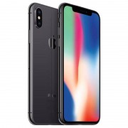 Apple iPhone X 256 GB Gris Espacial Libre