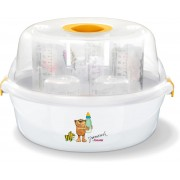 Beurer Janosch JBY 40 Weiß Mikrowellen Sterilisator