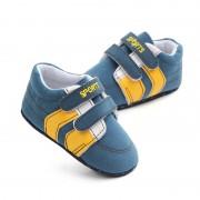 Pantofi sport albastrii 6-12 luni