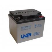 Batería para silla de ruedas 12v 40ah Gel puro LEVG40-12 Liven