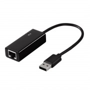 Mrežni adapter Hama USB 2.0, 49244
