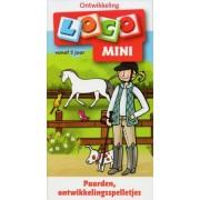 Loco Mini Loco - Paarden Ontwikkelingsspelletjes (vanaf 5 jaar)
