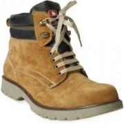 TEN Stylish and Elegant Boots For Men(Tan)